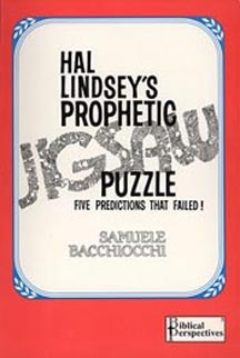 Hal Lindsey's Prophetic Jigsaw Puzzle